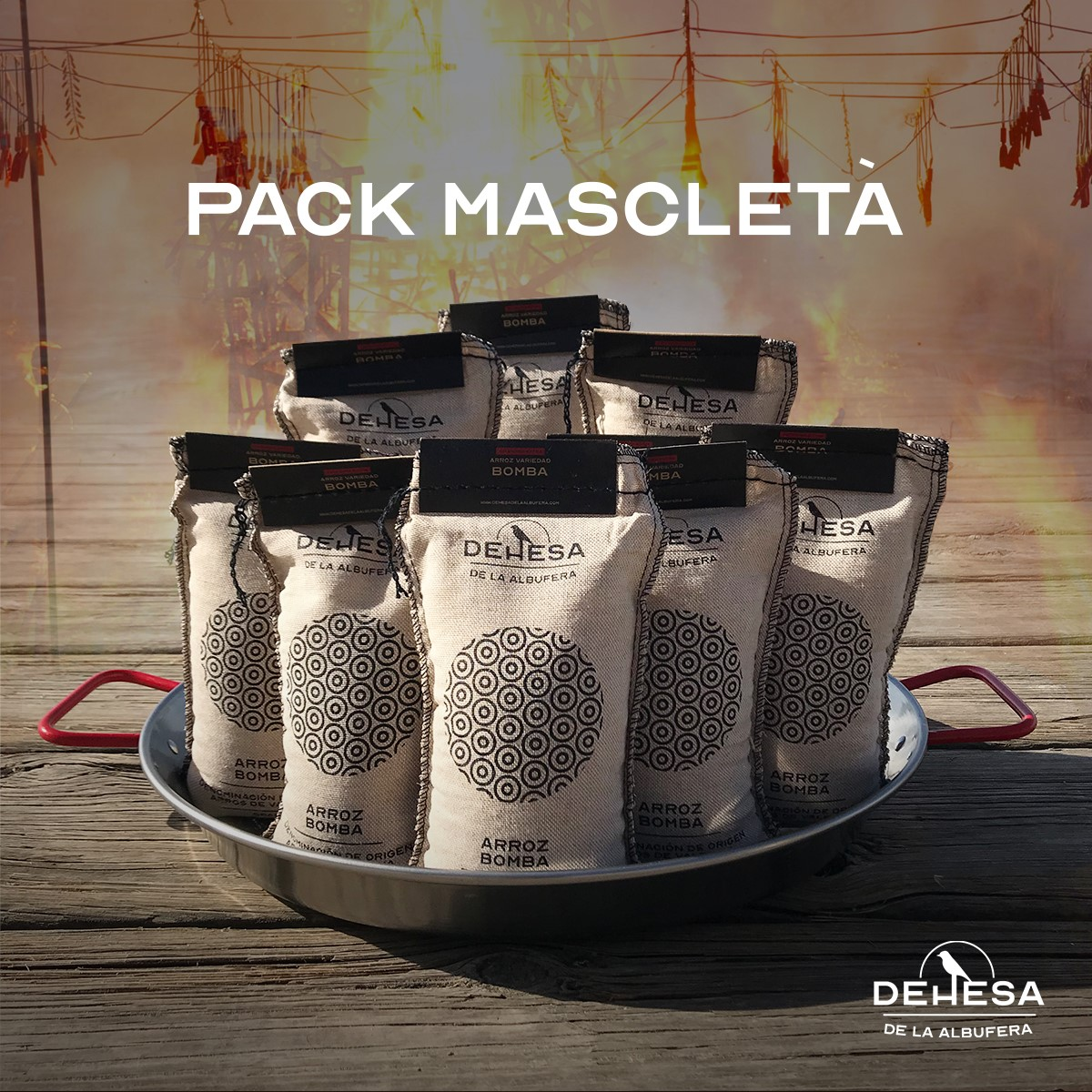 pack mascleta